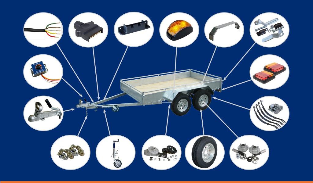 trailer kits buy online