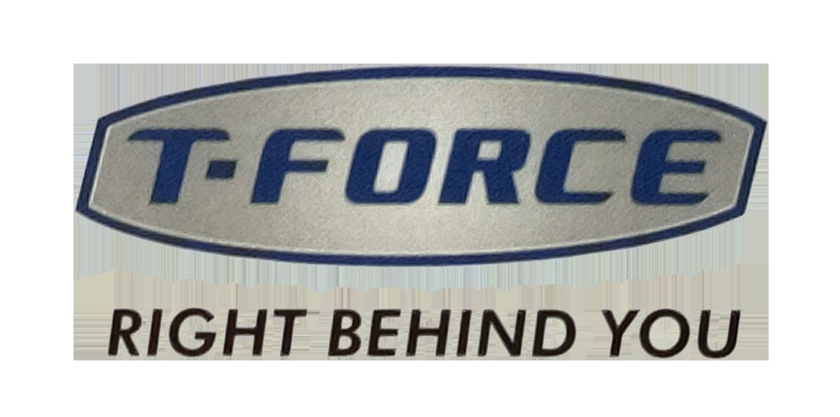 t-force logo