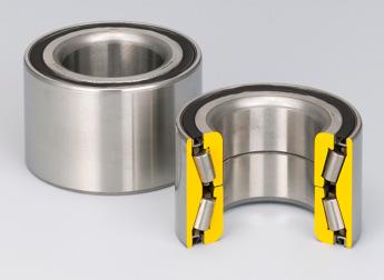 unitary tapered bearing