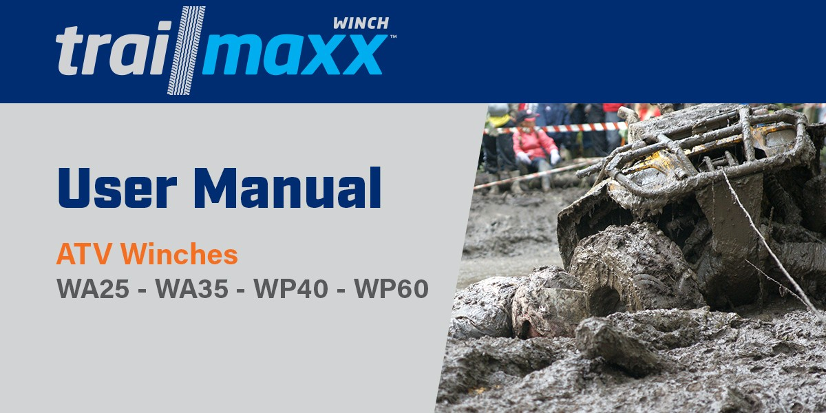 ATV Winch Manual