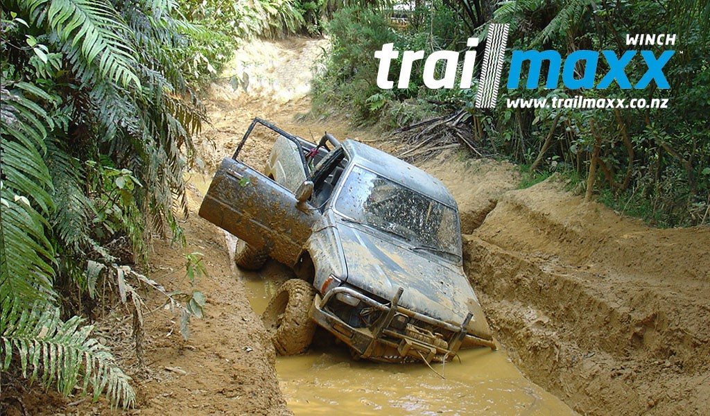 trailmaxx winches for 4x4 and off-roading application
