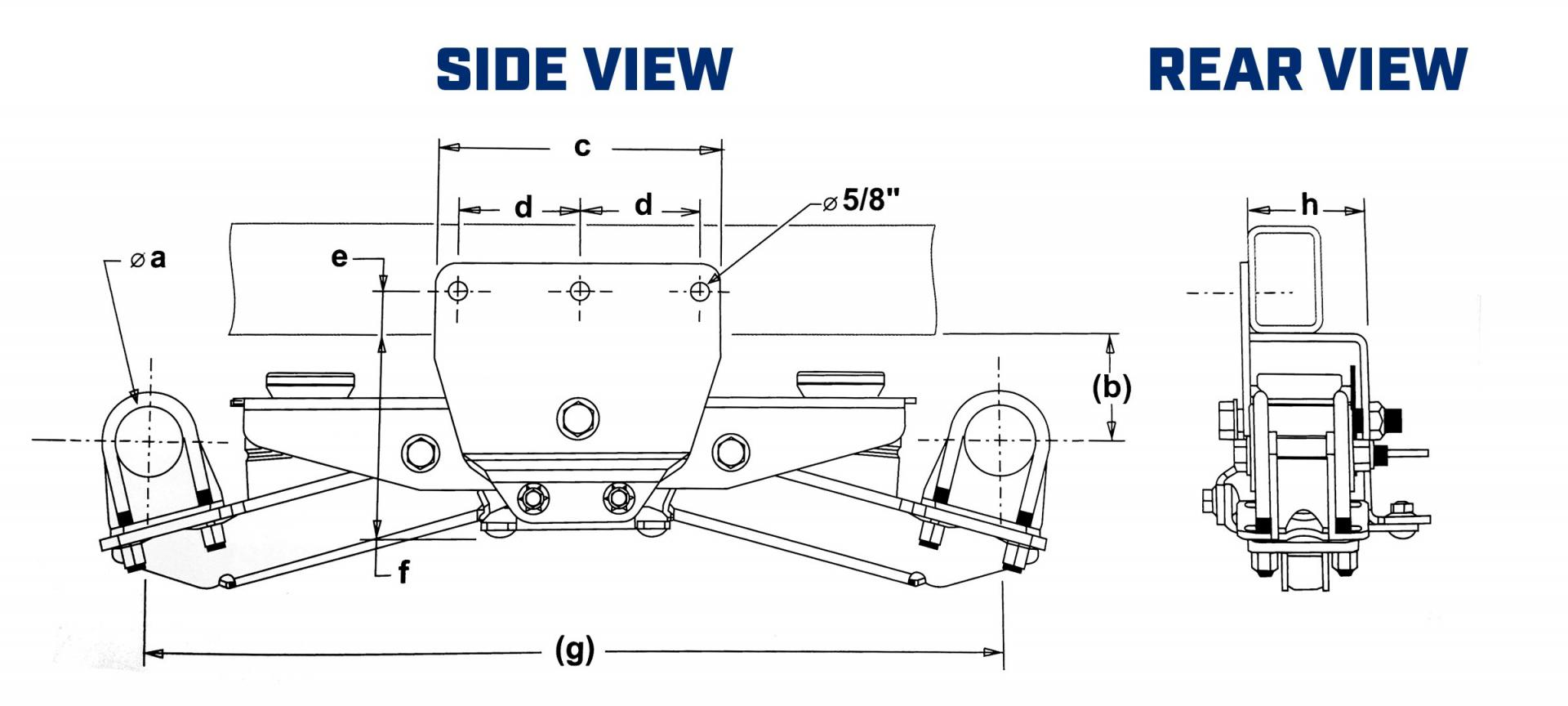 Timbren Tandem Axle Sizes
