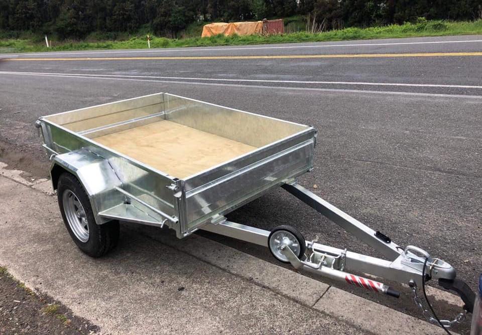 Single Axle Kit